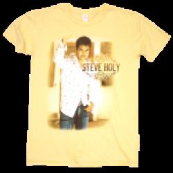 Steve Holy Yellow Haze Tee